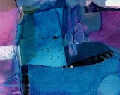 Small Abstract - 85 by artist Jean Hutter
