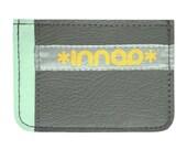 Mint Stone Lt. Grey Ultra Slim Wallet