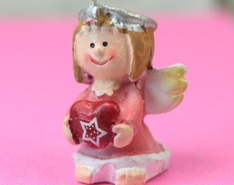 Colorful Little Angels - Too Cute! - Set of 4 - 205-6478
