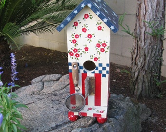 All American Birdhouse