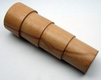 Wood Stepped Bracelet Mandrel - Round Bangle Mandrel