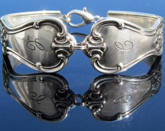 Spoon Bracelet (Small, Medium, Large)Signature With C Monogram
