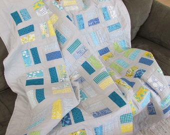 Play a Card lap quilt -REDUCED
