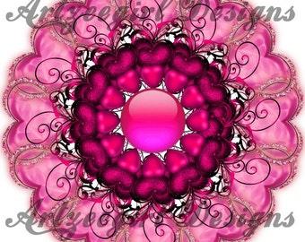 Pink Valentine , Mandala