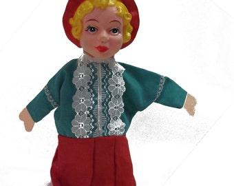 Vintage Fairy Tale Puppett