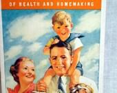 1937 The Housewife's Year Book of Health & Homemaking - Kellogg Company