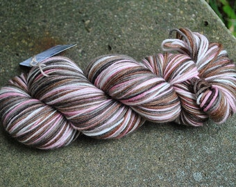 Tarantula Series - Chilean Rose Hair - Expedition 2 Sock Yarn