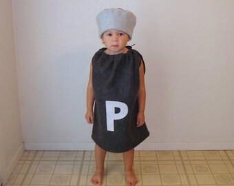Baby Costume Pepper Infant Toddler Kids Children Halloween Costume