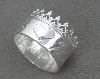 Claddagh Ring - Silver Ring