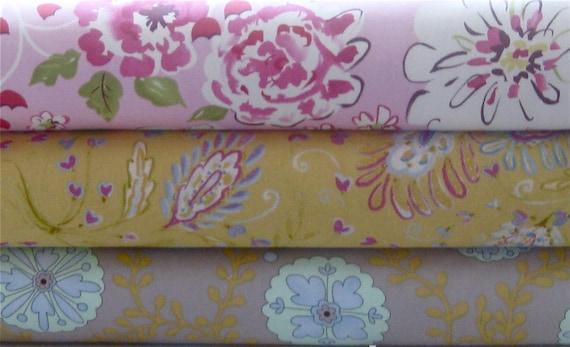 Sale dena designs fabric home decor weight by fabricity for Dena designs tea garden fabric