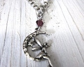 TINKER BELL Fairy Necklace, Tinkerbell, Disney, Peter Pan