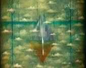 Ambient Transcendence Print