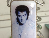 ELVIS PRESLEY Domino Christmas Ornament -  Gift with Every Purchase