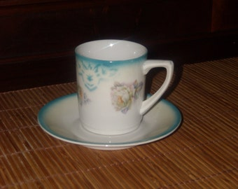 GERMANY CUP and SAUCER