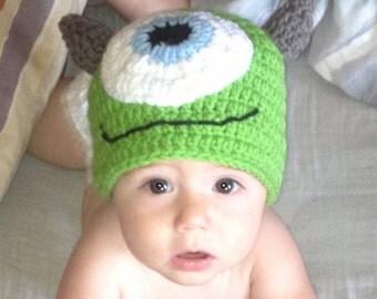 Cyclops Monster Hat
