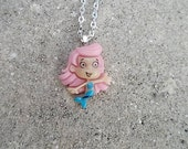 Molly from Bubble Guppies Necklace