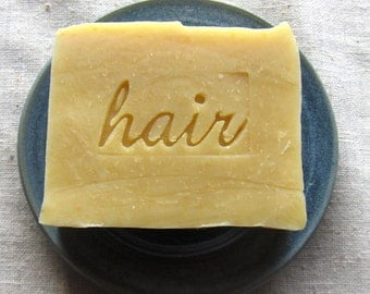 Aloe Shampoo Bar with Lavender Rosemary, and Mint - Vegan Shampoo Bar Sample size