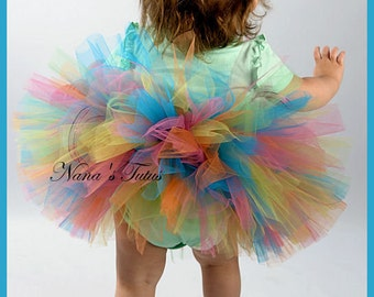 Birthday Girl,Party Tutu,Birthday,Party Tutu, Photo Shoots, Dress Up, All Occassion  Sizes  up to 6yrs