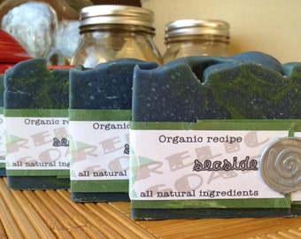 Seaside Organic Artisan Soap