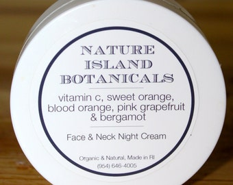 Vitamin C Face and Neck Creme. Your Skin will be Soft, Supple and Hydrated..