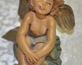 Vintage Fontanini Angel Statue