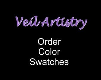 Order Veil Artistry Color Swatches