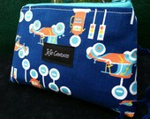 Wristlet in Vintage by JoJo Couture