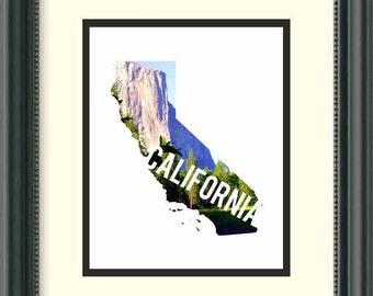 California - Yosemite - Digital Download