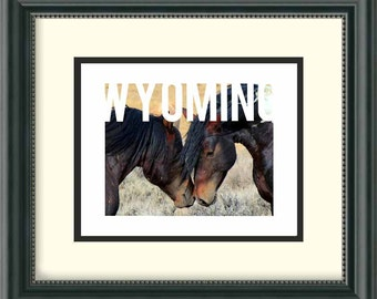 Wyoming - Wild Mustang - Digital Download