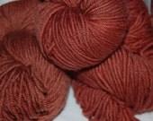 Studio June Yarn MCN Light Worsted - Chestnut Brown 0405
