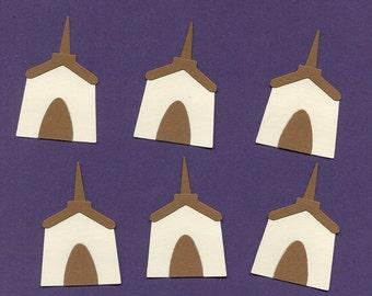 Lot of 6 Quickutz Church Die Cuts