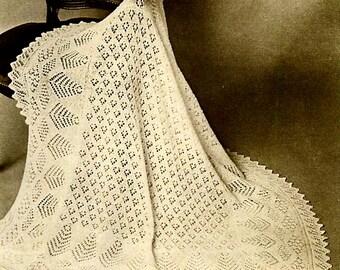 Free Vintage Knitting Patterns To Download : INSTANT DOWNLOAD Vintage Knitting Pattern by VintageVisageonEtsy