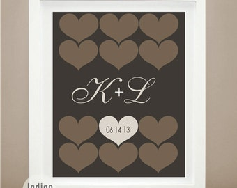 wedding gift, wedding gifts, Mr and Mrs Gift for boyfriend Custom Wedding gifts Gift for bride Personalized wedding Script Monogrammed gift