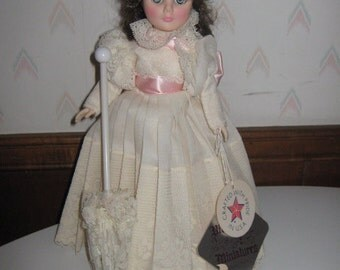 Effanbee Victorian Collection Doll..Dover 1986