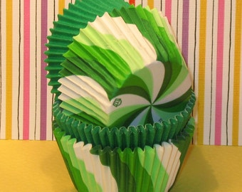 Apple Green Twirl and Primary Green Party Collection   (32)