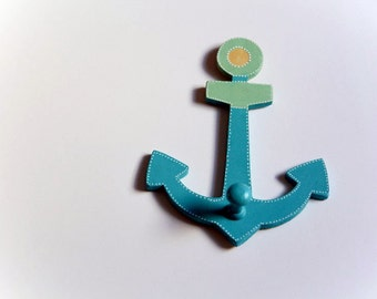 Nautical clothes hanger - Coat hanger To Child Room Home Decor