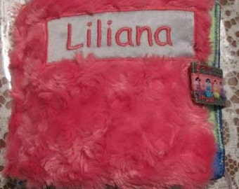 Personalized Soft Baby Book