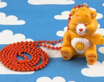 Care Bears Necklace Funshine Bear