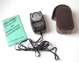 General Electric Light Exposure Meter DW-48