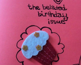 The Stay At Home Girlfriend issue 5 - The Belated Birthday Issue