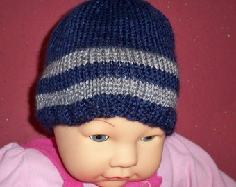 Child's Hat in Ravenclaw Colors