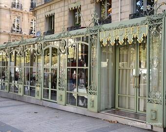 Paris Photography, Laduree French Patisserie, Laduree Paris Bakery, Paris Pastry Macaron Shop, Paris Prints, Paris Bakery Macaron Tea Shop