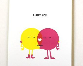 Y+M=Love