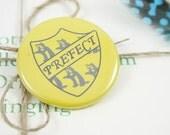 "Hufflepuff Prefect 1.5"" Pin"