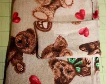 Soft Teddy Bear Kindle Cover