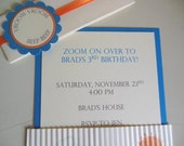 Invitation fronts - reserved for Julie