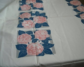 California Hand Prints Tablecloth