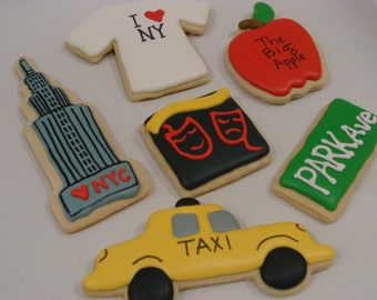 New York City Cookies