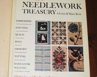 McCall's Needlework Treasury, 1964, REDUCED