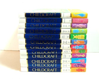 Childcraft Collection, Twelve Books